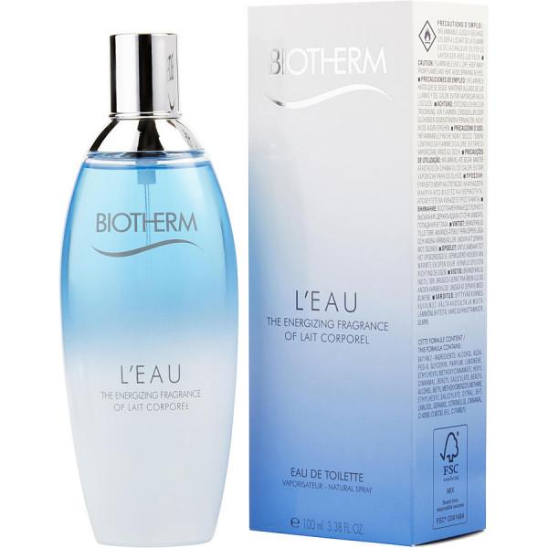 LEau - Biotherm Eau de Toilette Spray 100 ML