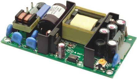 TDK-Lambda , 40W Embedded Switch Mode Power Supply SMPS, 24V dc, Open Frame