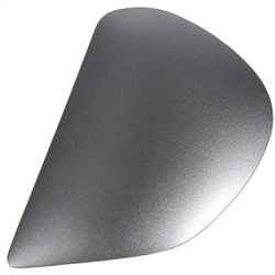Arai Astral-X Silver Frost Side Pods