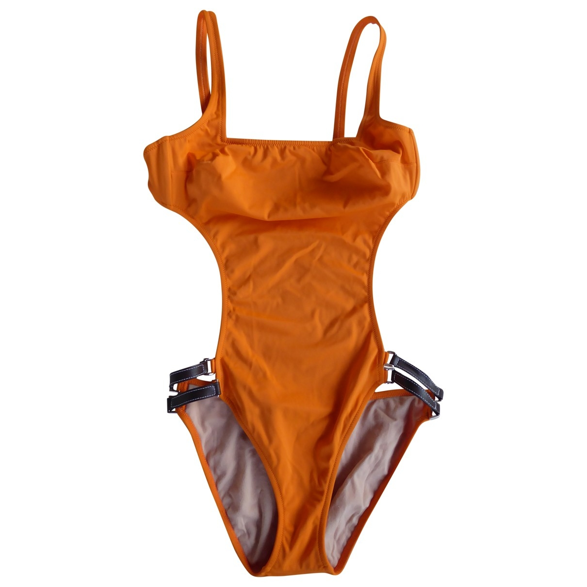 La Perla \N Badeanzug in  Orange Synthetik