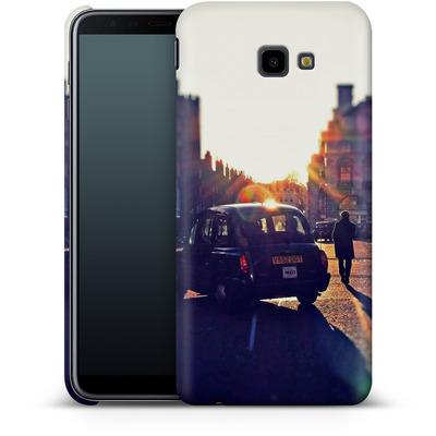 Samsung Galaxy J4 Plus Smartphone Huelle - Those Simple Days von Ronya Galka