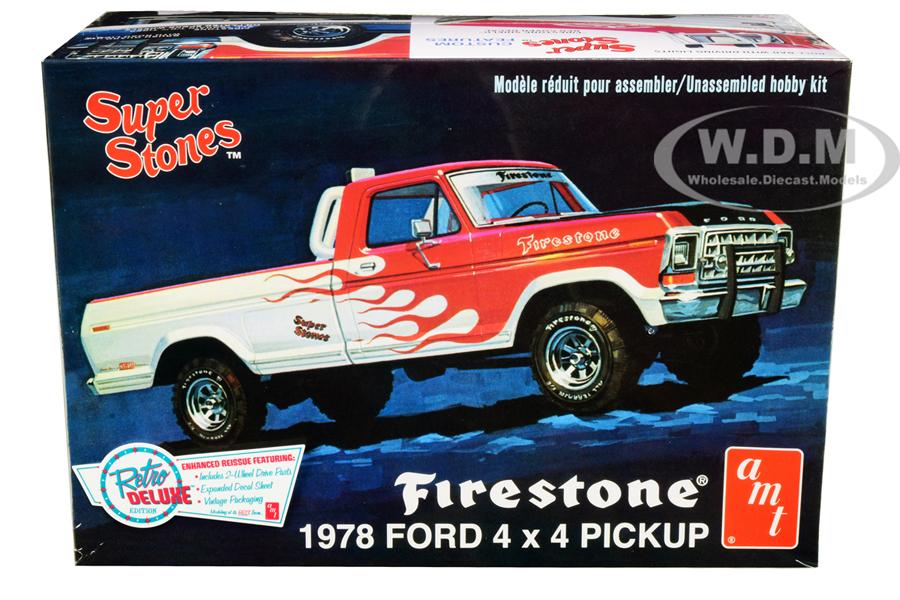 Skill 2 Model Kit 1978 Ford 4x4 Pickup Truck