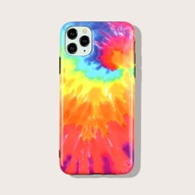iPhone Huelle mit Batik Muster