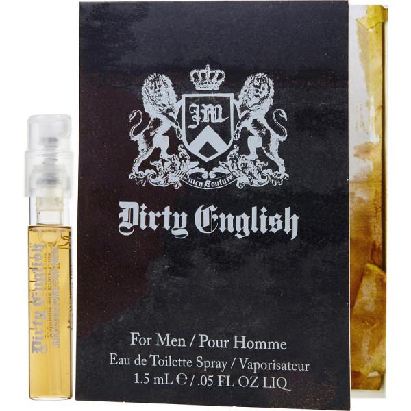 Dirty English - Juicy Couture Warenprobe 2 ML