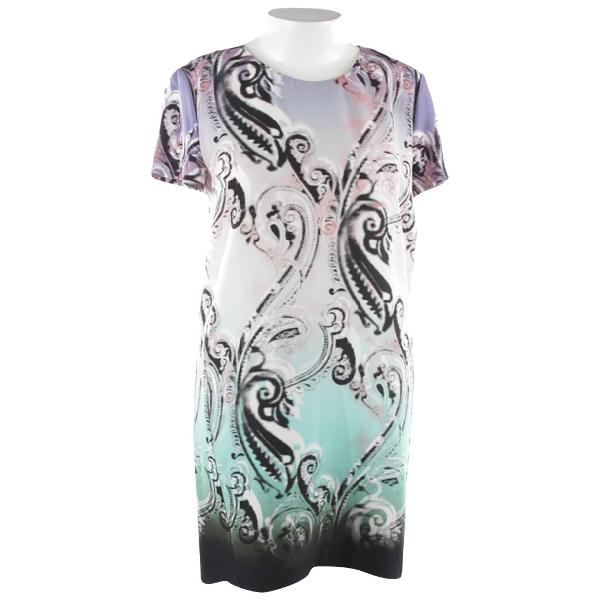 Etro \N Multicolour Silk dress for Women 40 FR