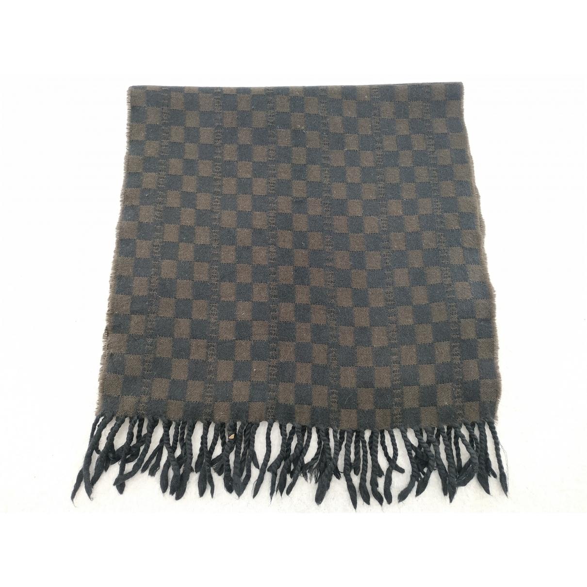 Fendi \N Wool scarf for Women \N