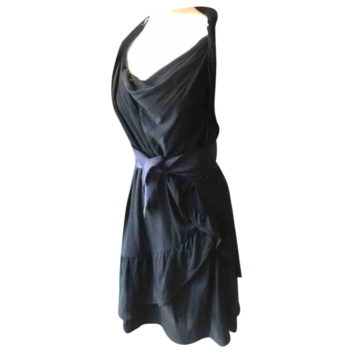 Mini vestido de Lana Marc By Marc Jacobs
