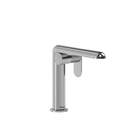 Ciclo CIS00LNC Single Hole Lavatory Faucet with Lined Textured Handle 1.5 GPM  in