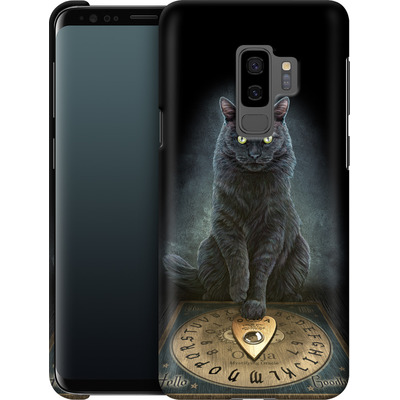 Samsung Galaxy S9 Plus Smartphone Huelle - His Masters Voice von Lisa Parker