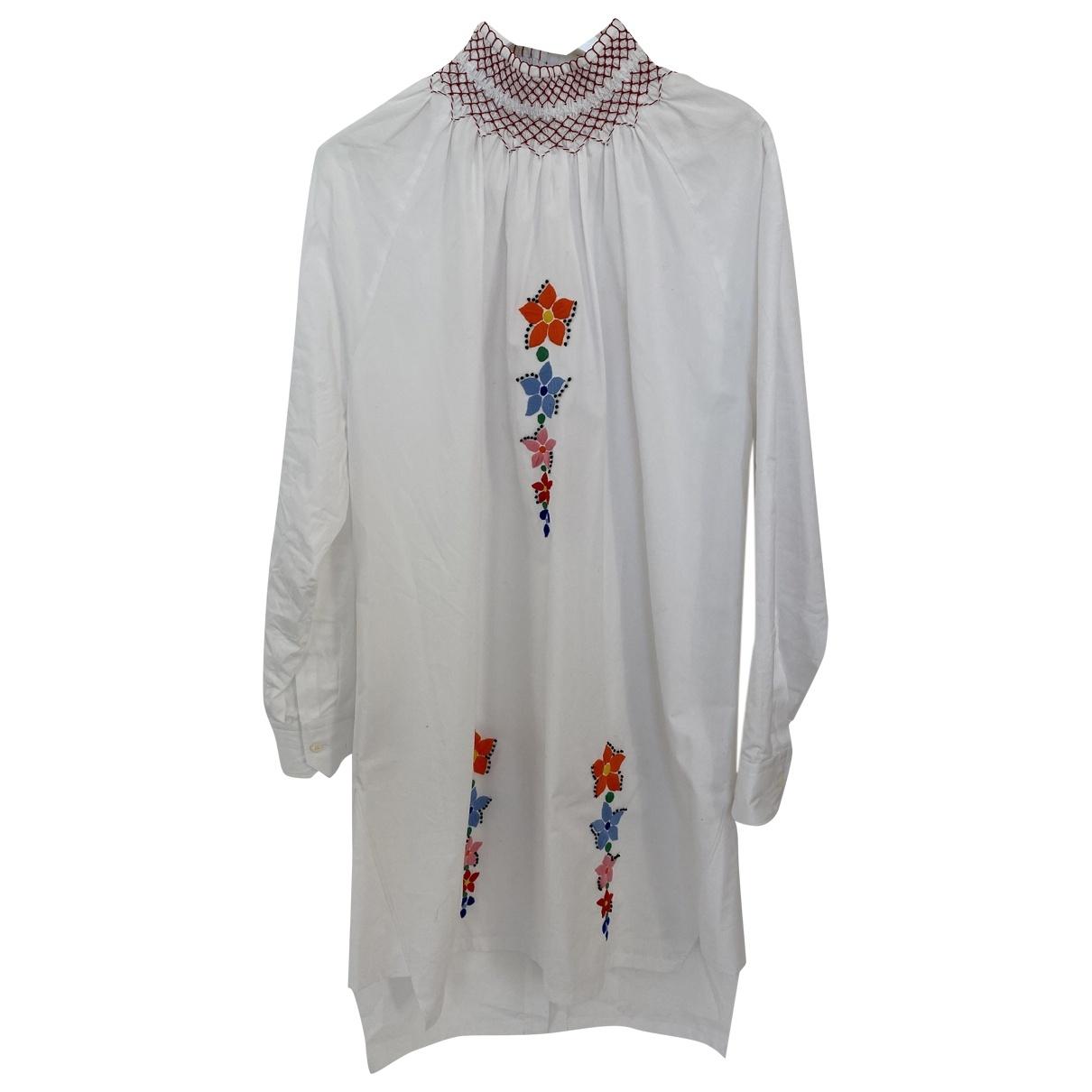Prada \N Multicolour Cotton dress for Women 40 IT