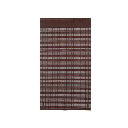 JCPenney Home Bamboo Woven Wood Cordless Room Darkening Roman Shade, One Size , Brown