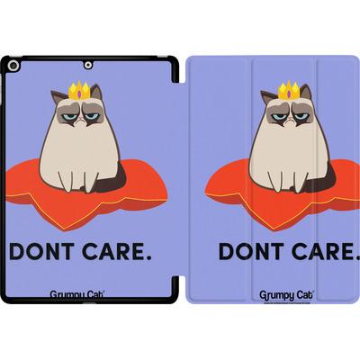 Apple iPad 9.7 (2018) Tablet Smart Case - Dont Care von Grumpy Cat