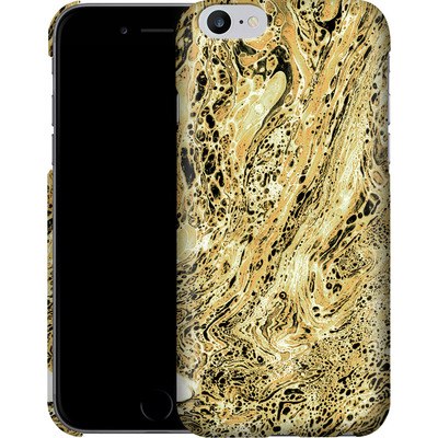 Apple iPhone 6s Plus Smartphone Huelle - Marbled Sand von Amy Sia