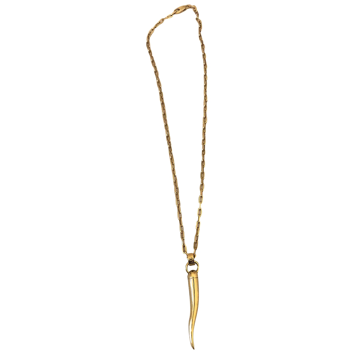 D&g \N Gold Metal necklace for Women \N