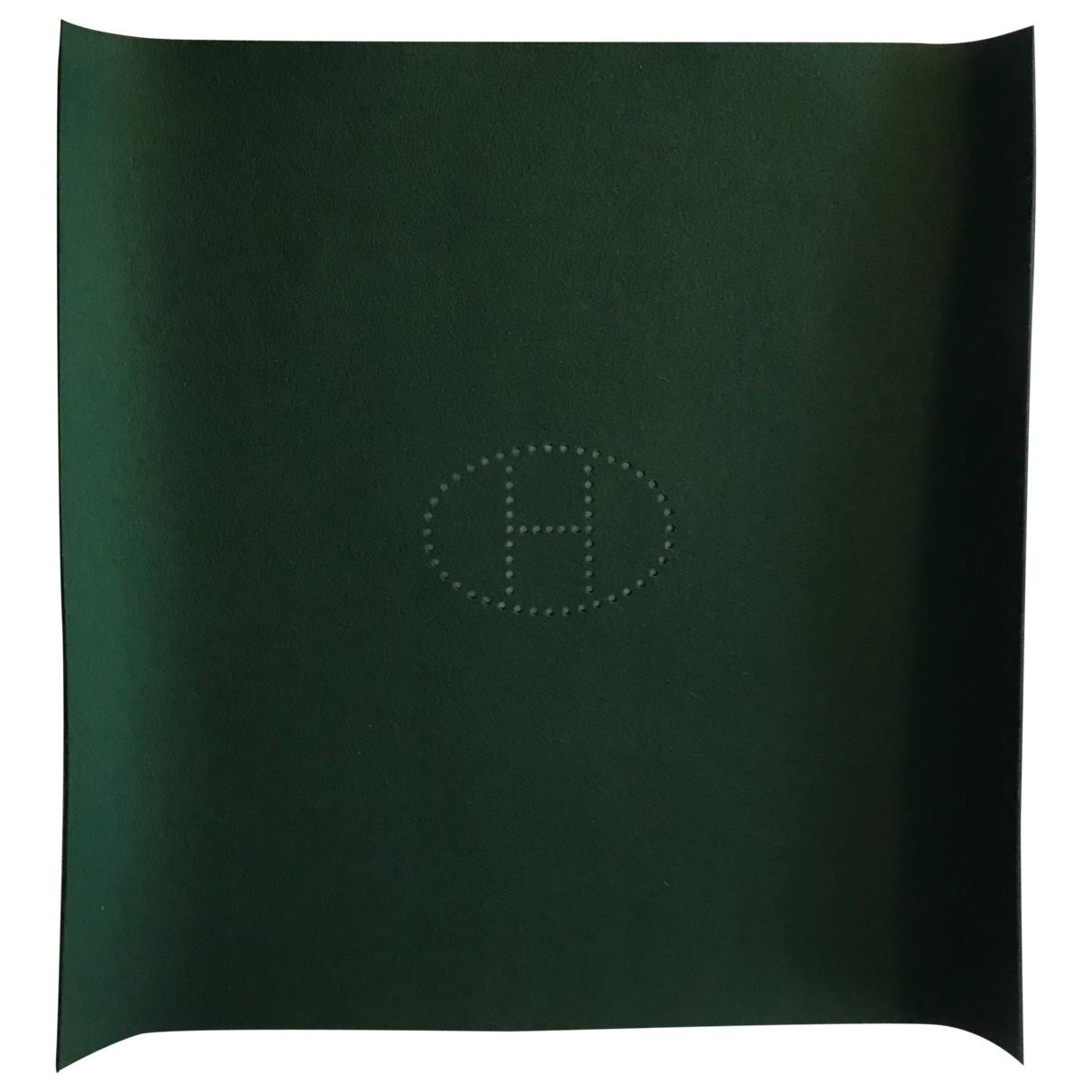 Hermes - Objets & Deco H Deco pour lifestyle en laine - vert