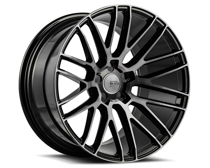 Savini BM13-19095508D2063 di Forza Gloss Black with Double Dark Tint BM13 Wheel 19x9.5 5x108 20mm
