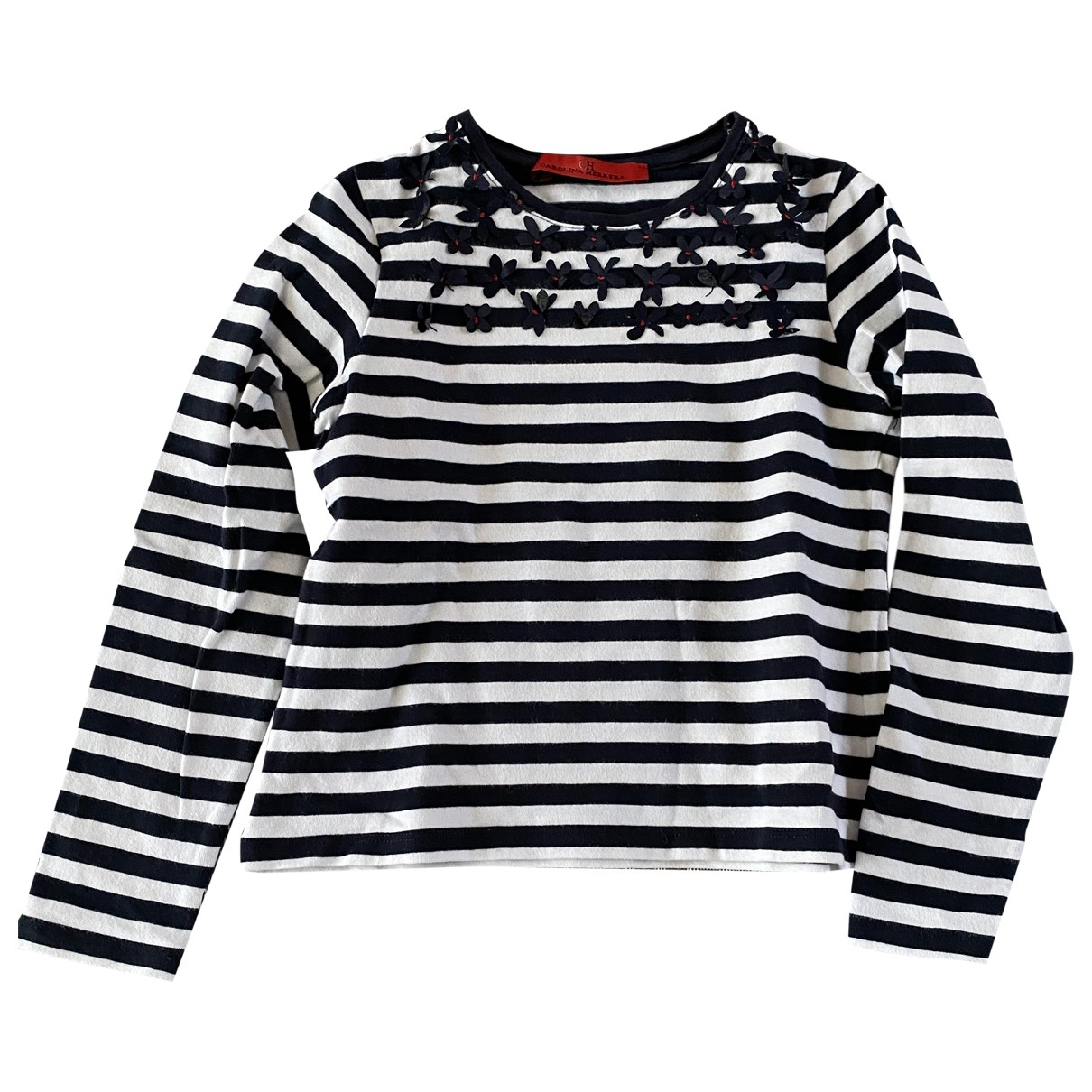 Carolina Herrera \N Blue Cotton  top for Kids 4 years - up to 102cm FR