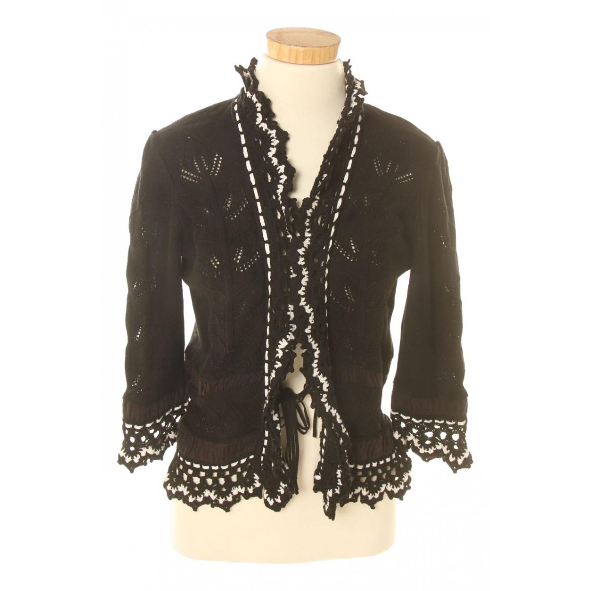 Kenzo N Black Cotton jacket for Women L International
