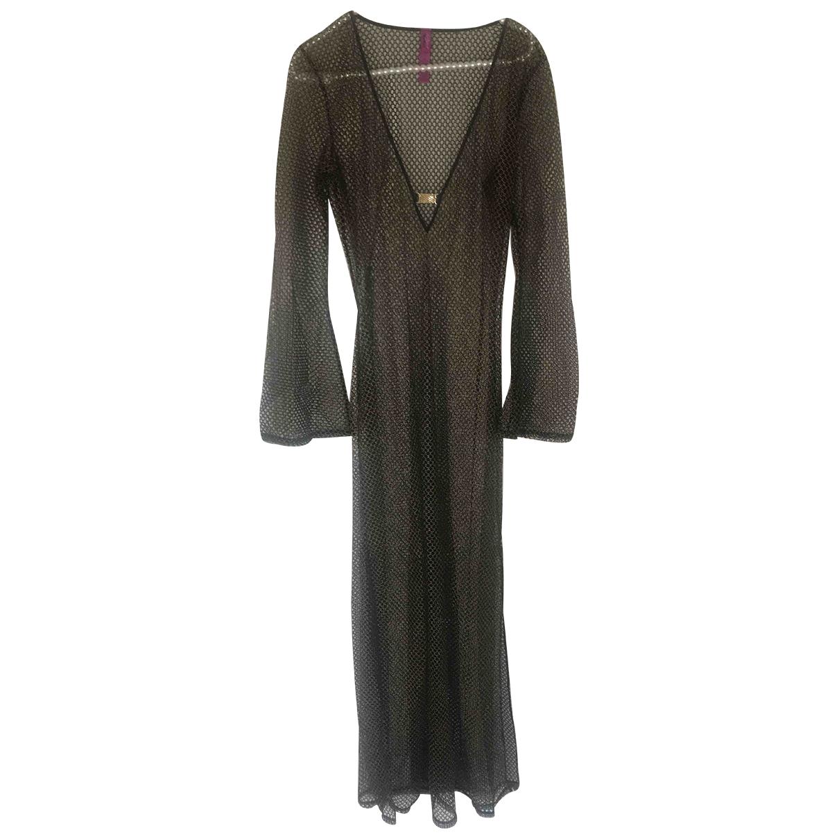 Agent Provocateur \N Kleid in  Schwarz Polyester