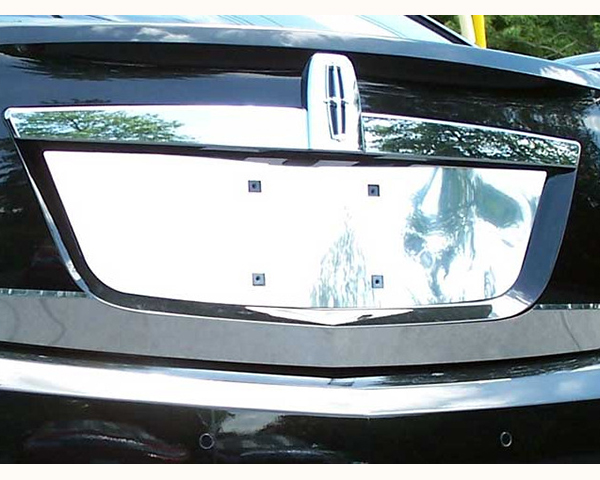 Quality Automotive Accessories 1-Piece License Plate Bezel Lincoln MKS 2012