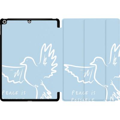 Apple iPad 9.7 (2017) Tablet Smart Case - Peace is Possible von caseable Designs