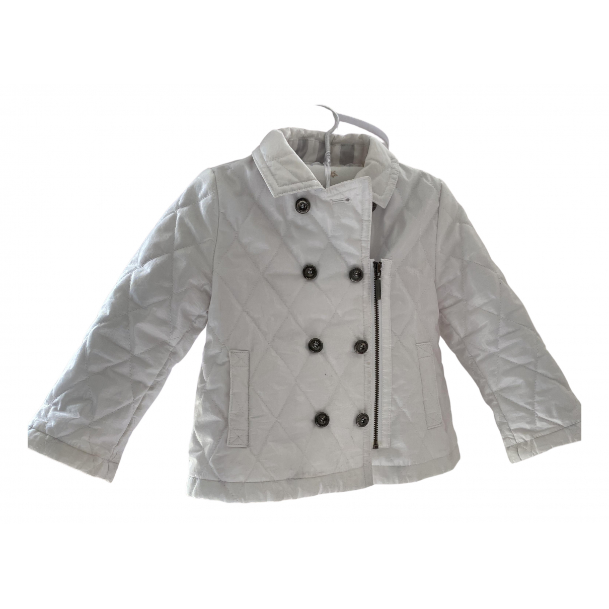Burberry N White jacket & coat for Kids 2 years - up to 86cm FR