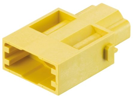 HARTING Han-Modular Male Module, Rated At 16A, 500 V, For Use With Han GND Series, Han GND