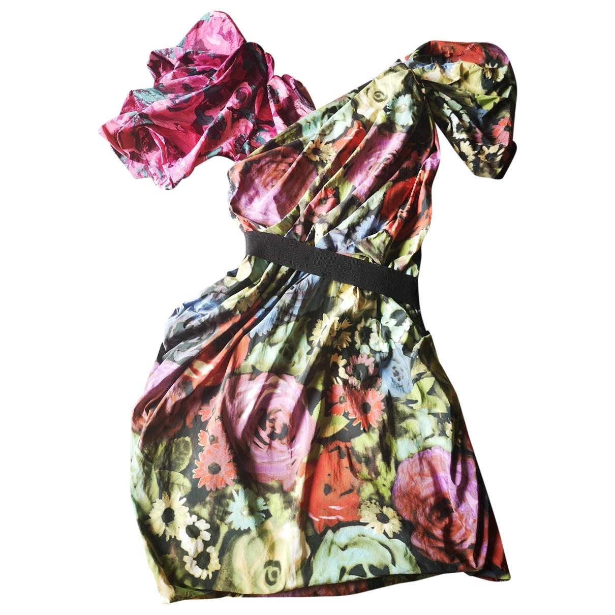 Mini vestido Lanvin For H&m