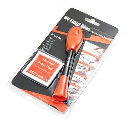 Premium UV Glue Pens Ultra Liquid Plastic Adhesive Hard Finish Primecables®