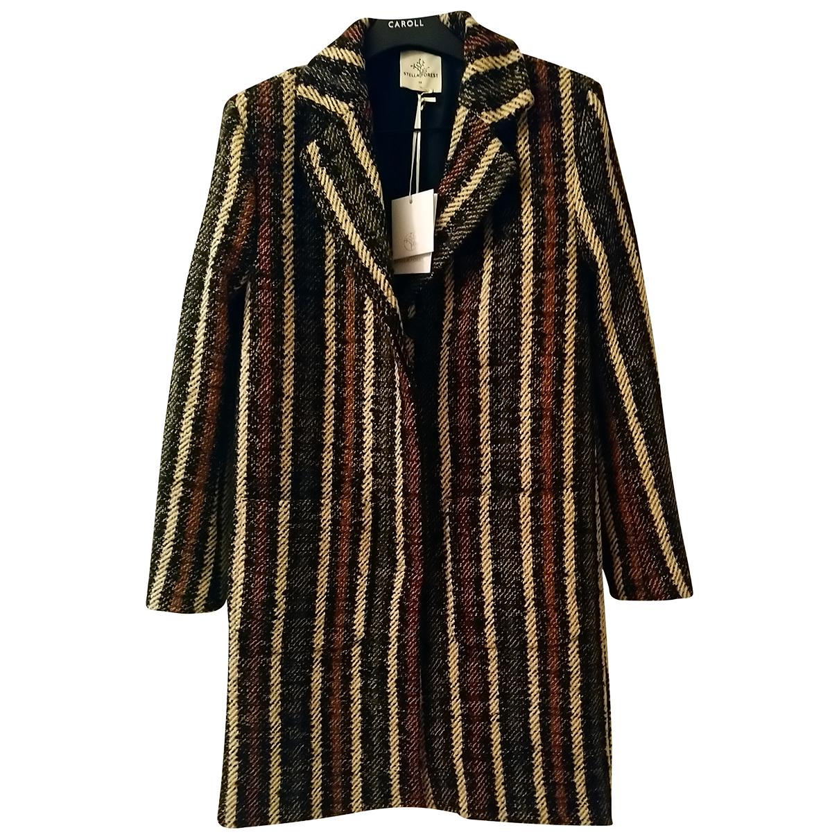 Stella Forest - Manteau   pour femme - multicolore