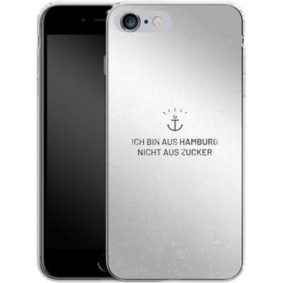 Apple iPhone 6s Plus Silikon Handyhuelle - Ich Bin Aus Hamburg von caseable Designs