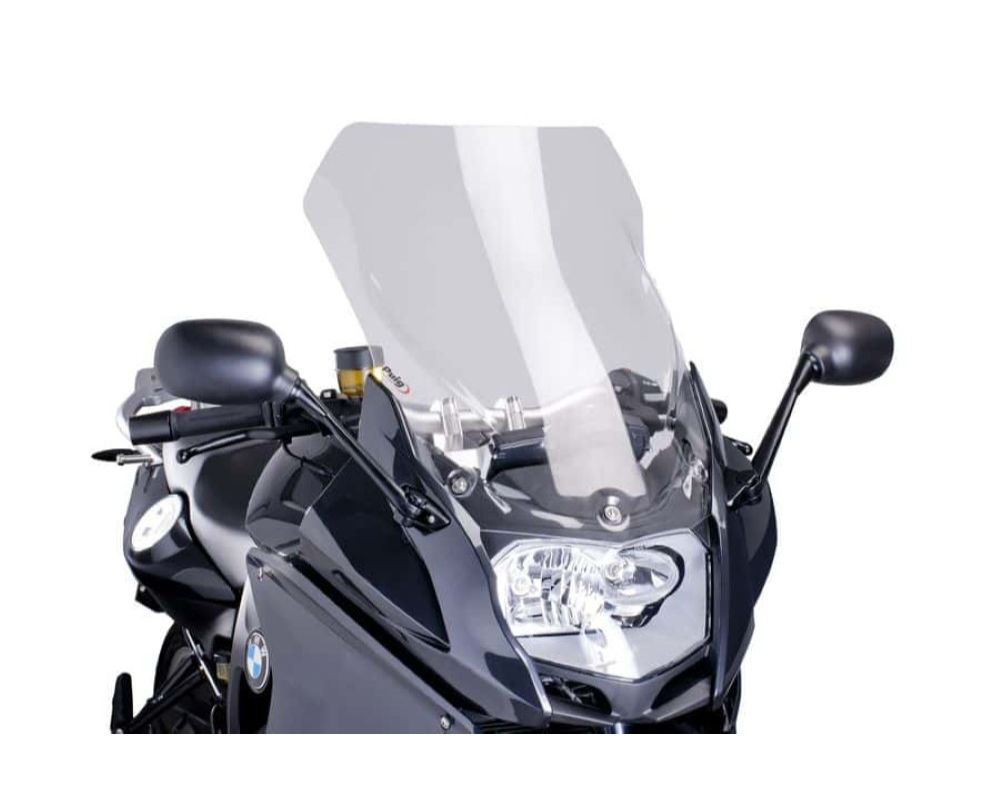Puig 6485W Touring Windscreen - Clear BMW F800GT 2013