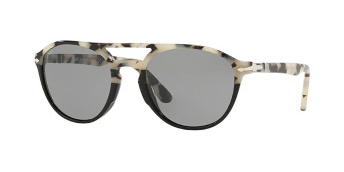 Persol PO3170S 9054R5 Men's Sunglasses Tortoise Size 52