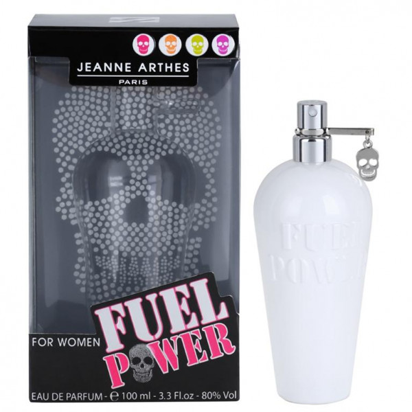 Fuel Power - Jeanne Arthes Eau de Parfum Spray 100 ml