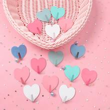 10pcs Heart Random Hook