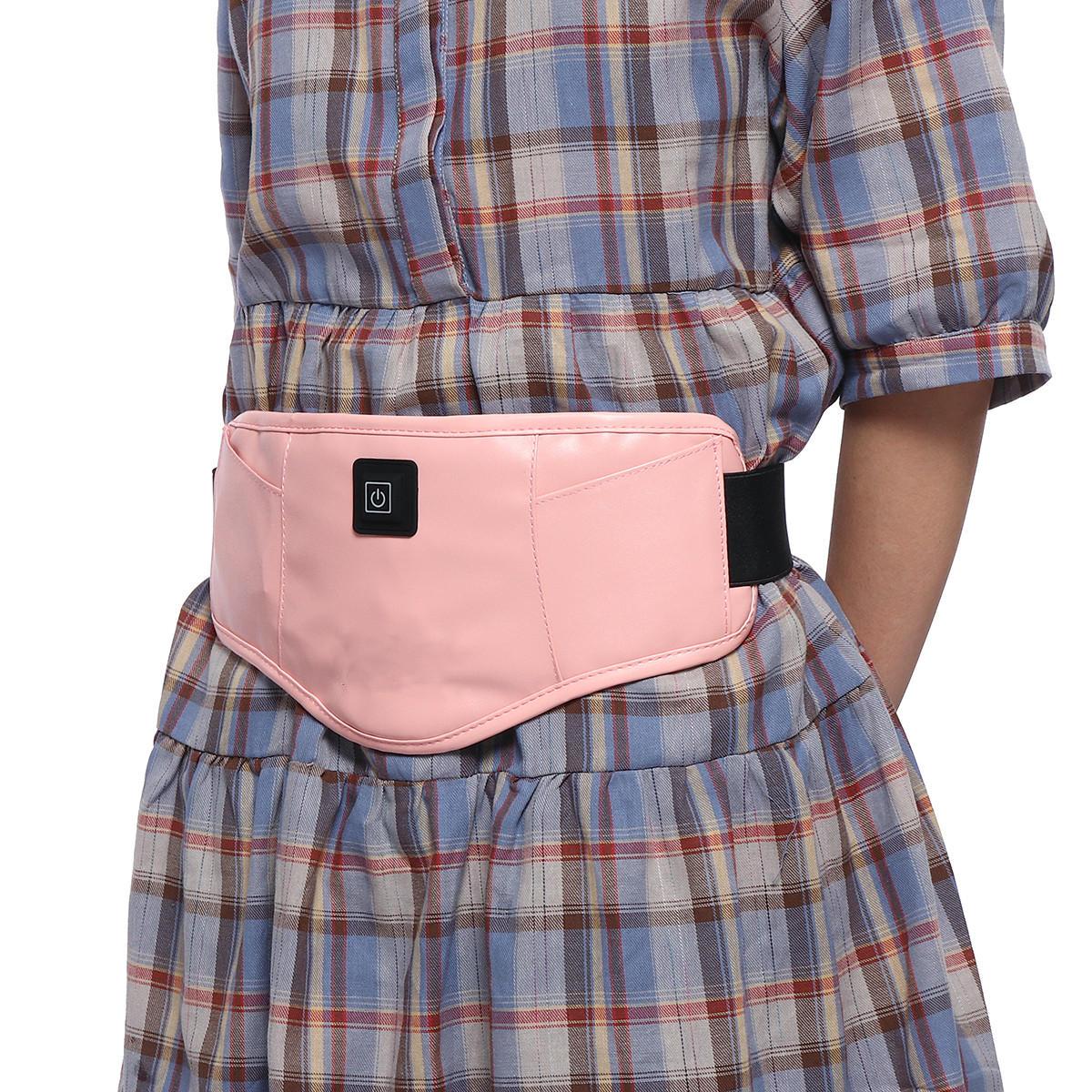 3 Files Waist Belt Electric Lower Belly Waist Vibration