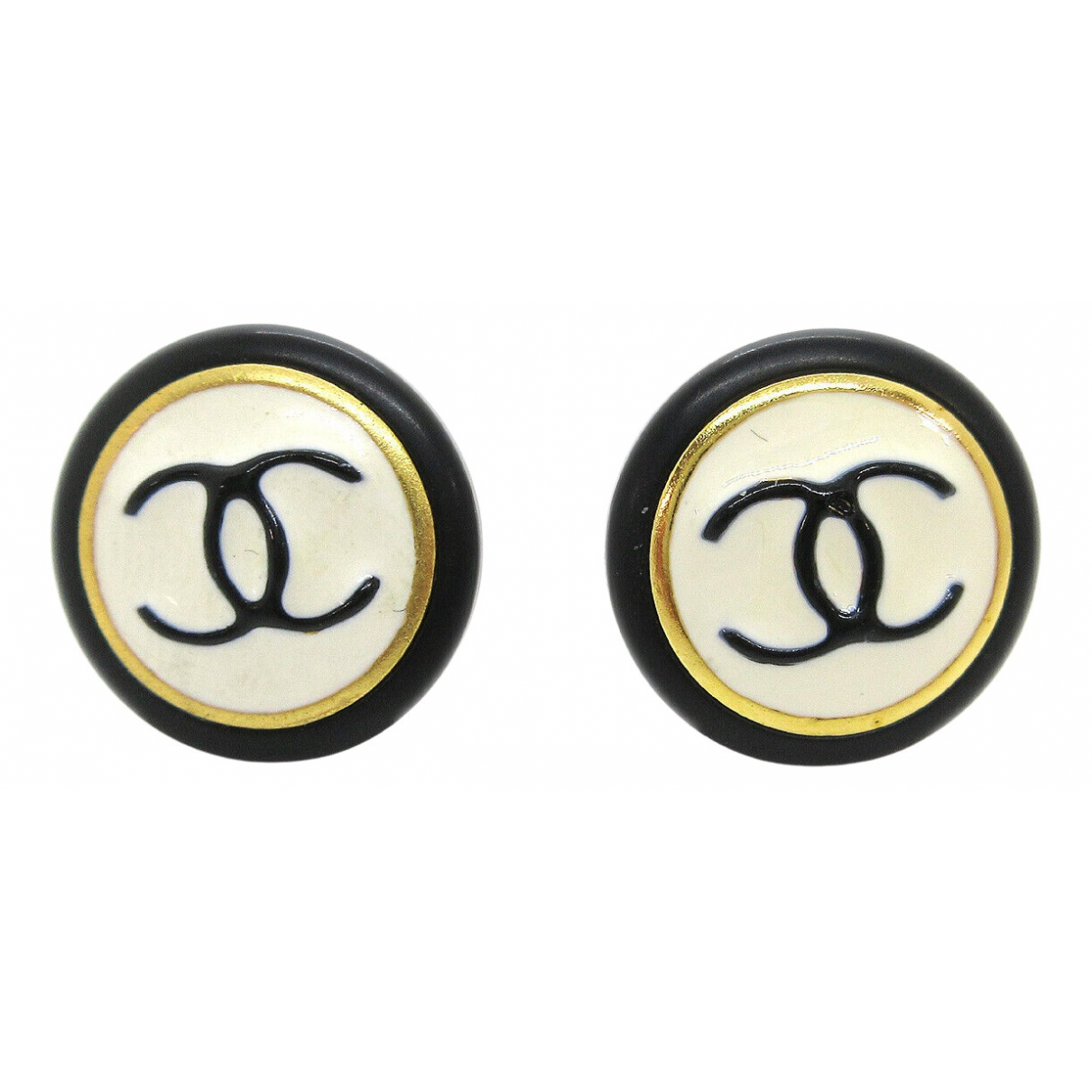 Chanel CC OhrRing Andere