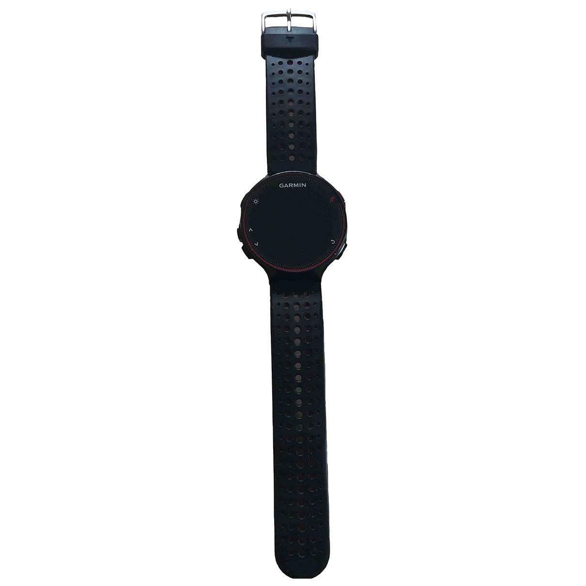 Garmin \N Black Steel watch for Men \N