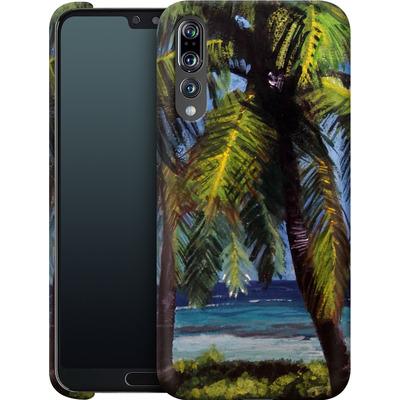 Huawei P20 Pro Smartphone Huelle - Palms von Kaitlyn Parker