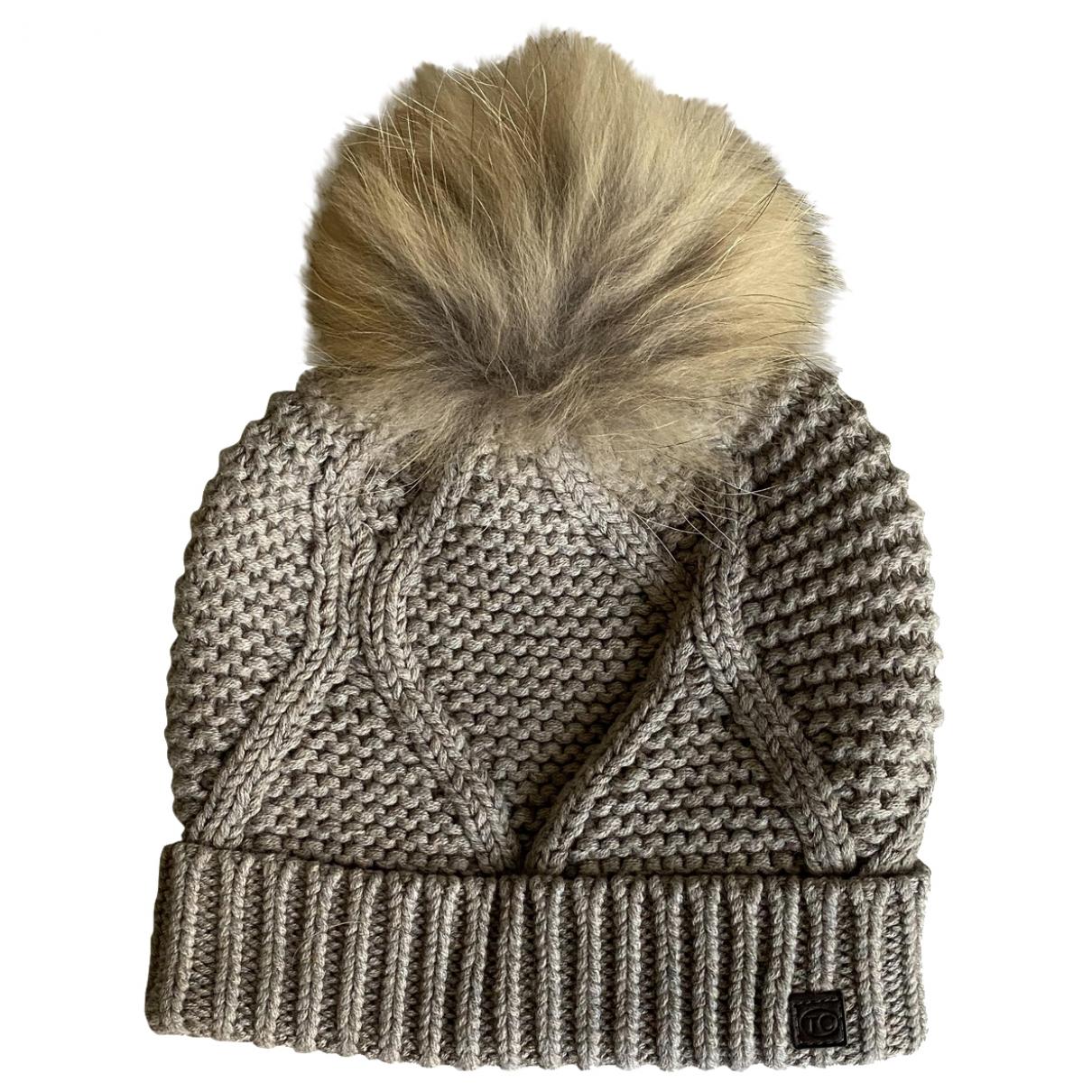 Tartine Et Chocolat \N Beige Cotton hat & Gloves for Kids \N