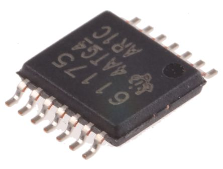 Texas Instruments TPS61175PWP, Boost Converter, Step Up 3A Adjustable, 2200 kHz 14-Pin, HTSSOP