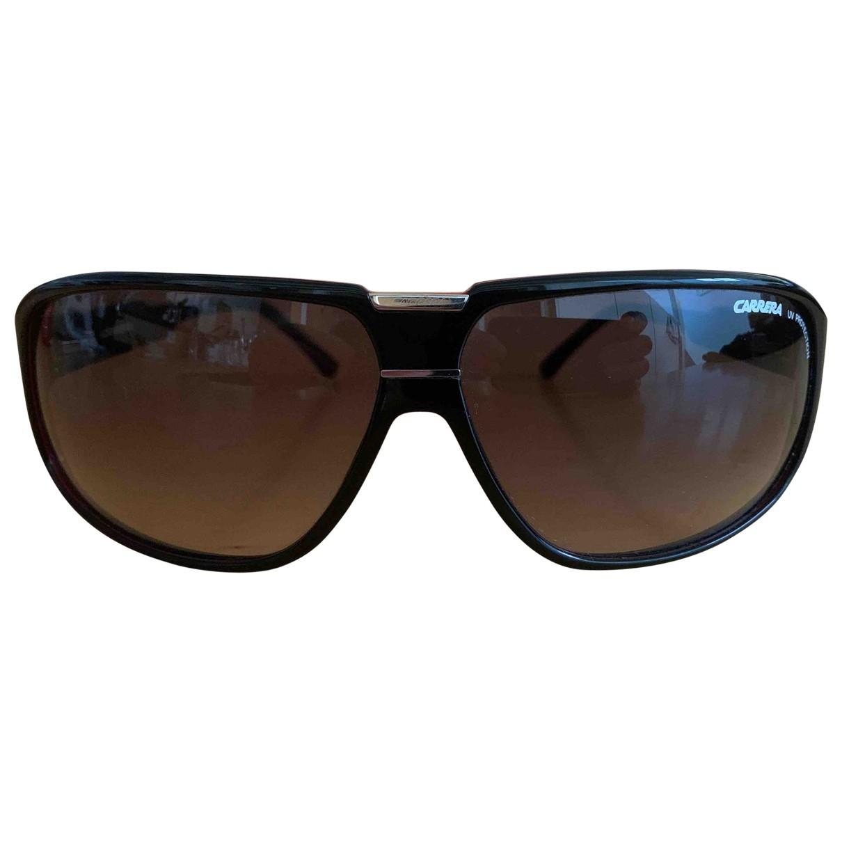 Carrera \N Sonnenbrillen in  Schwarz Kunststoff