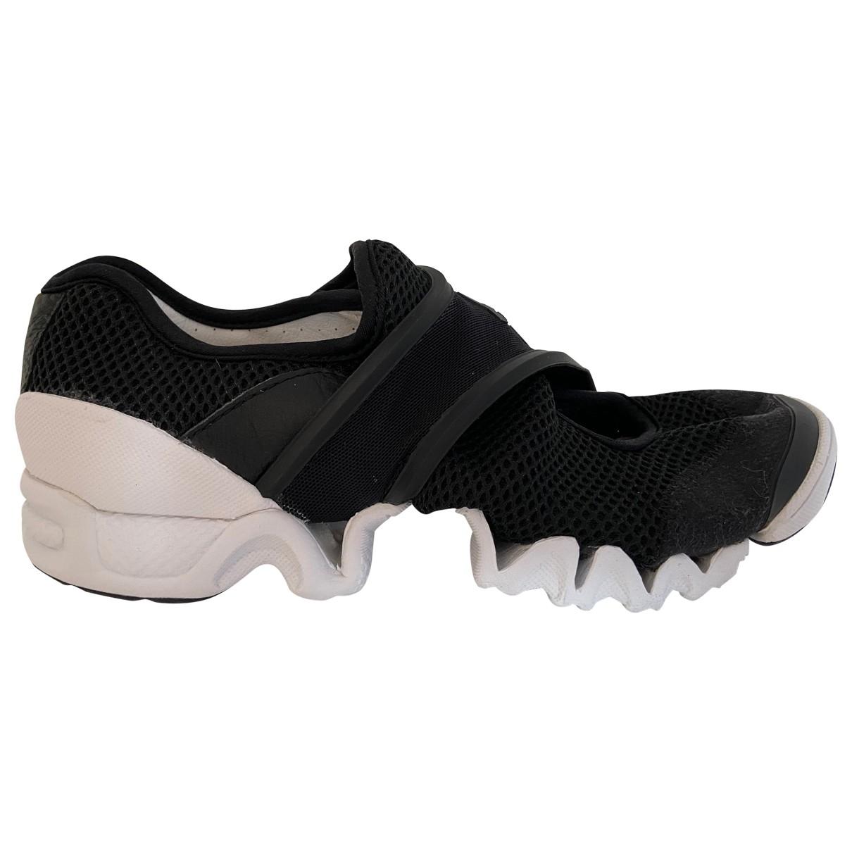 Y-3 \N Black Trainers for Women 38.5 EU