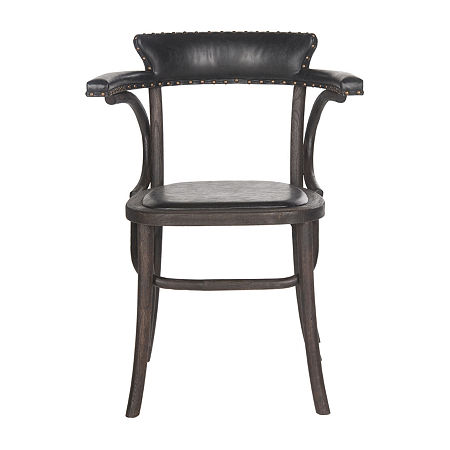 Kenny Dining Chair, One Size , Black