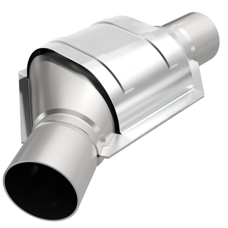 MagnaFlow 99176HM Exhaust Products Universal Catalytic Converter - 2.50in.