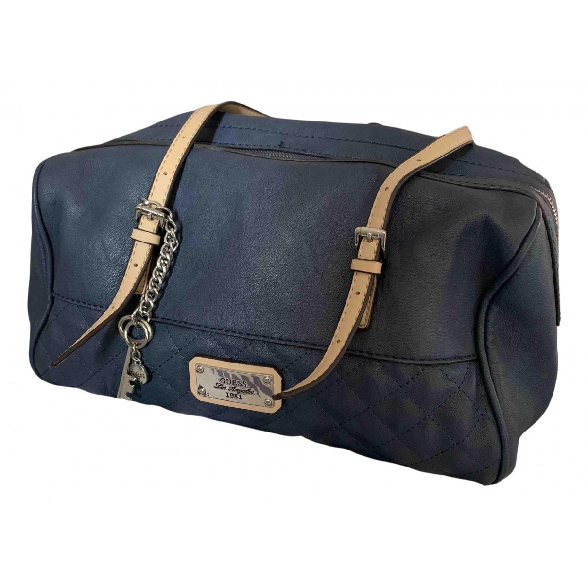 Guess N Blue handbag for Women N