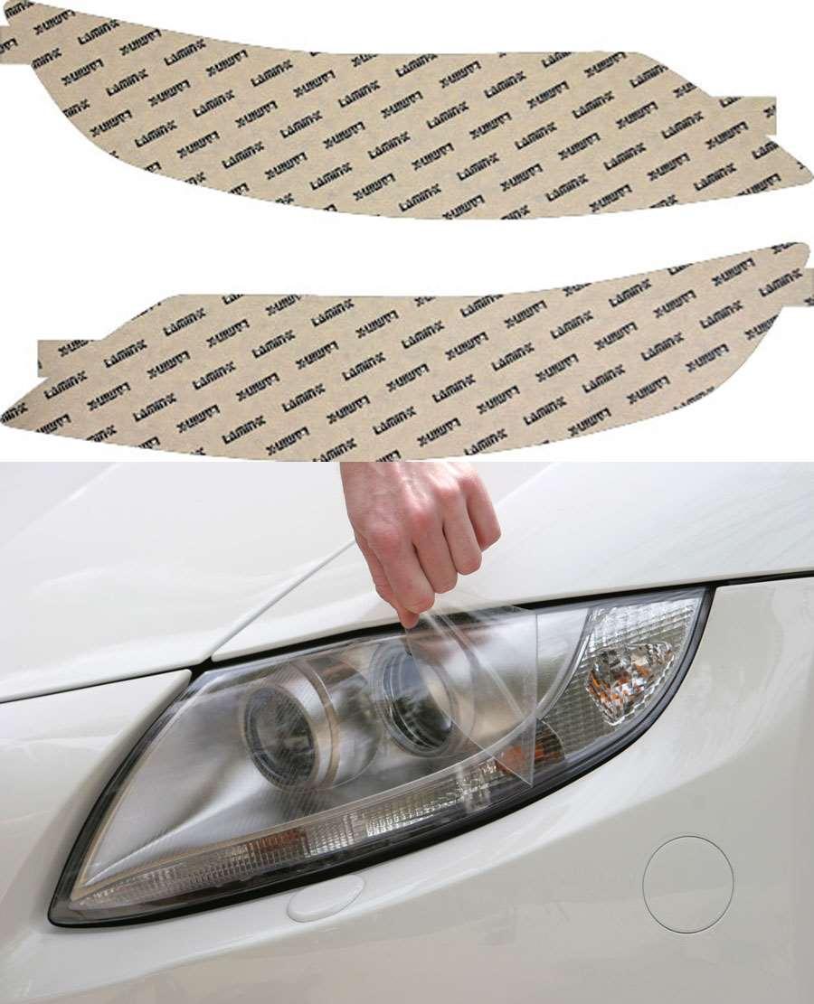 Ford Taurus 10-12 Clear Headlight Covers Lamin-X F031CL