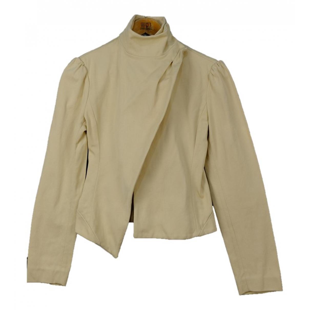Marni - Veste   pour femme en coton - marron