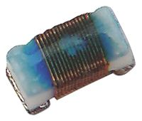 Murata , LQW15A, 0402 (1005M) Wire-wound SMD Inductor with a Ferrite Core, 24 nH ±2% Wire-Wound 280mA Idc Q:25 (10)