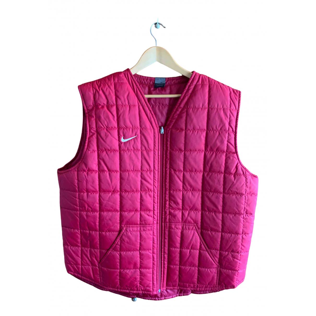 Nike \N Red jacket  for Men XXL International